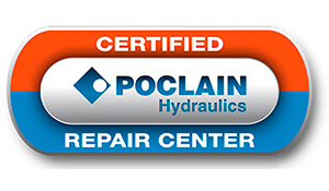 Poclain Hydraulics Service Center